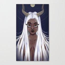 NOX Canvas Print