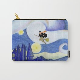 Legend Of The Hogwarts Carry-All Pouch