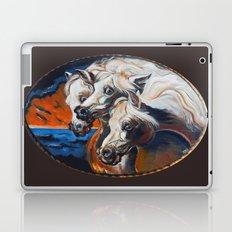 The Pharoah's Horses Laptop & iPad Skin