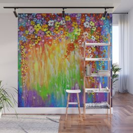 Melody of colors Wall Mural