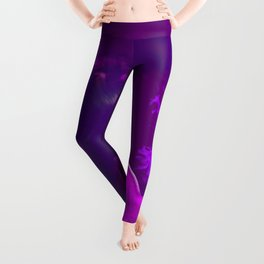 Dragon Of The Darkness Flame Leggings