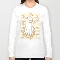 friendship Long Sleeve T-shirts featuring Friendship by Sarinya  Withaya