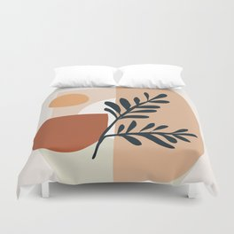 Geometric Shapes Duvet Cover