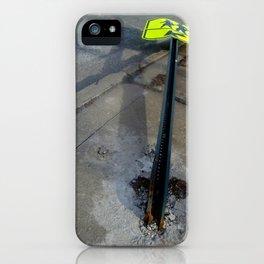 Bent outta shape? iPhone Case