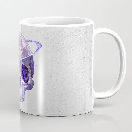 Cosmic Skull Mug