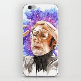 Mind blown iPhone Skin