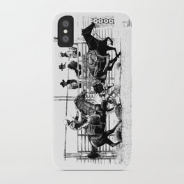 Taylorsville Rodeo iPhone Case