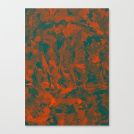 Error_ II Canvas Print