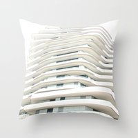 architecture Throw Pillows featuring Architecture by Fine2art