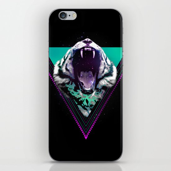 The Master of the Universe iPhone & iPod Skin