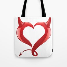 heartless Tote Bag