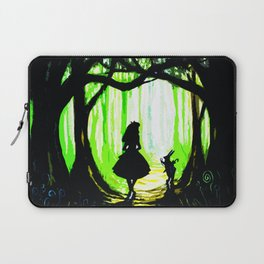 alice and rabbits Laptop Sleeve