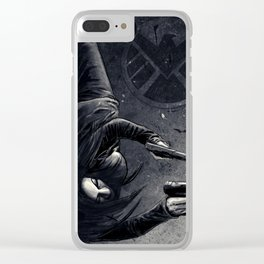 Agent May Clear iPhone Case