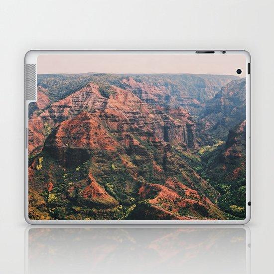 Vintage Hawaii Canyon Laptop & iPad Skin