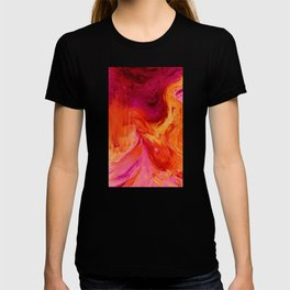 Abstract Hurricane II by Robert S. Lee T-shirt