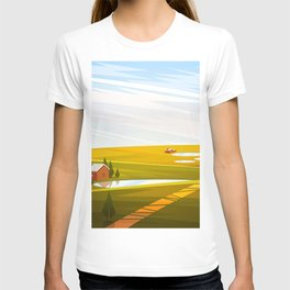 Feeling Autumn T-shirt