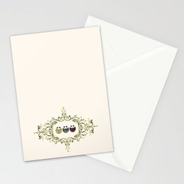 One for all, all for one! Stationery Cards