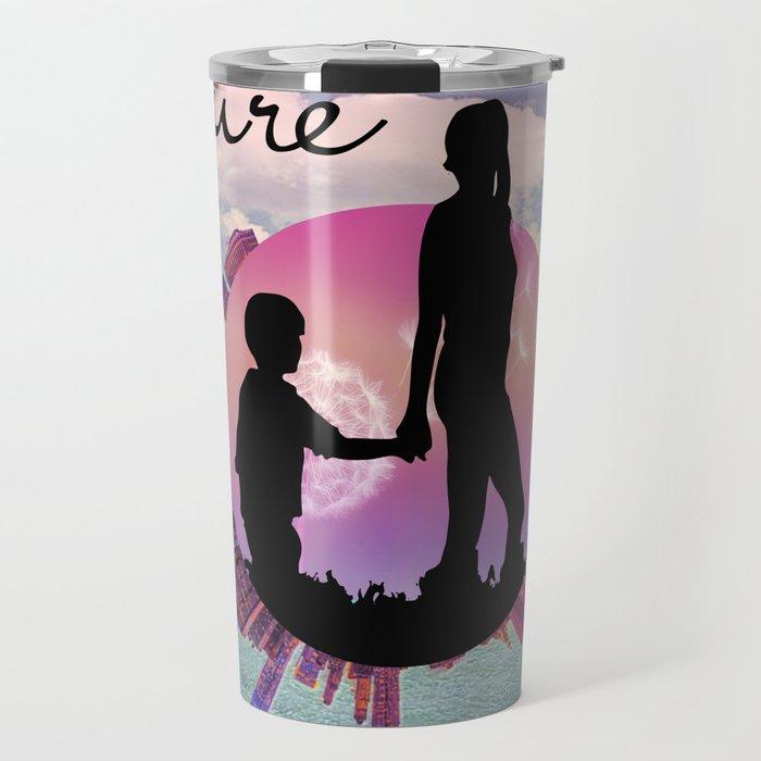 the future Travel Mug