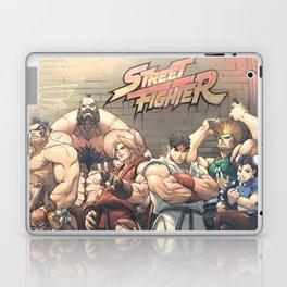 Street Fighter Laptop & iPad Skin