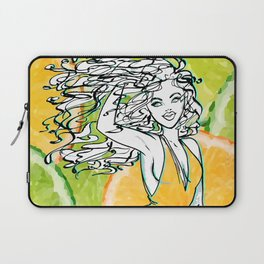 Afrolatina lemonade Laptop Sleeve