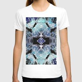 Turquoise Mandala-Throat Chakra T-shirt