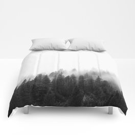Misty Forest Comforters