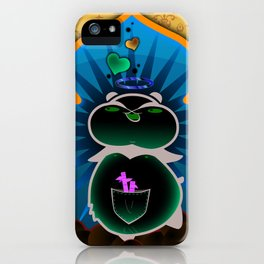 Boom Boom's Halo iPhone Case