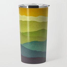 Mountain Colors Travel Mug