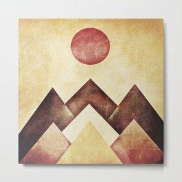 mountain-473 Metal Print
