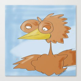 birding away Canvas Print