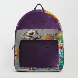dooms day Backpack