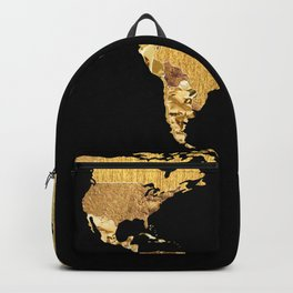 The World is Golden Backpack