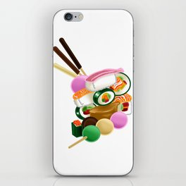 Sushi and Sweets - Full design iPhone Skin