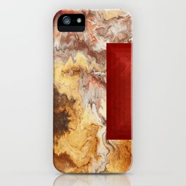 Lucent Forms: Tagi iPhone Case