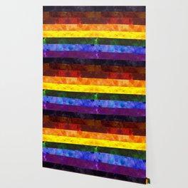 Inclusive Pride Flag Wallpaper