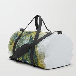 Steampunk Dragon Duffle Bag