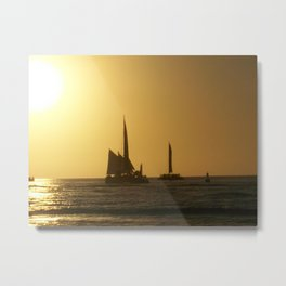 KEYWEST FLORIDA  Metal Print