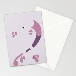Mega Mewtwo Y PKMN Stationery Cards
