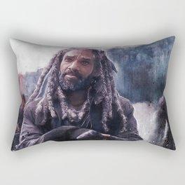 King Ezekiel (the walking dead) Rectangular Pillow