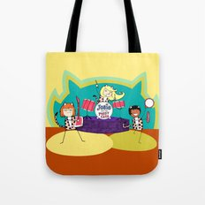 Josie, Pussycats Tote Bag