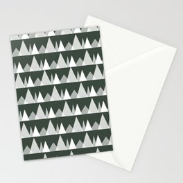 Scandinavian Trees | olive Stationery Cards