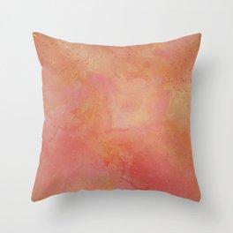 Sunrise Stardom Throw Pillow