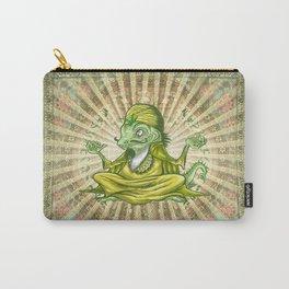 The Iguana Guru Carry-All Pouch