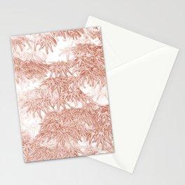Momiji Pattern Stationery Cards