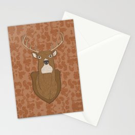 Regal Stag Stationery Cards