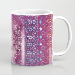 Old Bookshop Magic Mandala Coffee Mug