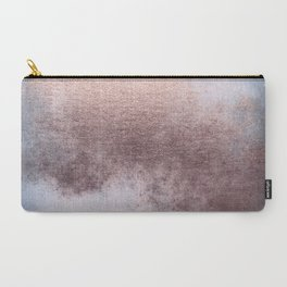 Princess Retro Rose Gold Blush Carry-All Pouch