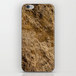 Clay texture iPhone Skin