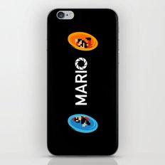 Super Mario Laboratories  iPhone Skin