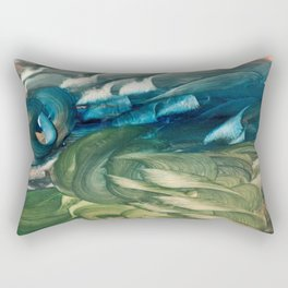 Forest Nia Rectangular Pillow